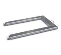 Pallet Scales IU Ex Stainless Steel