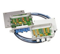 Cable junction boxes